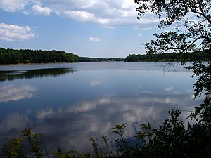 Wenham Lake - Image: Wenham Lake Wenham, Massachusetts