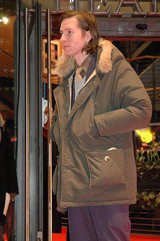 Wes Anderson - Anderson in 2005