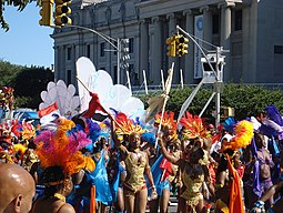 West Indian Day Parade 2008