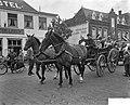 Westfriese Marktdag voor de vijfde maal in Schagen voorbijtrekken van de Oudholl, Bestanddeelnr 910-4874.jpg
