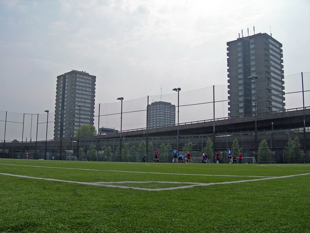 Westway Sports Centre - geograph.org.uk - 420156