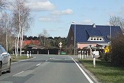 Sudweyher Straße in Weyhe