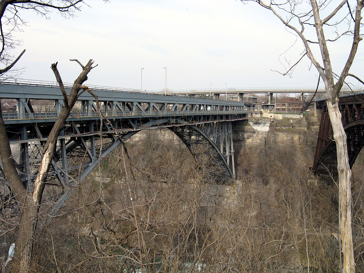 Whirlpool Rapids Bridge Wikipedia