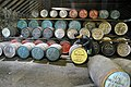 Whisky casks at Dallas Dhu.jpg