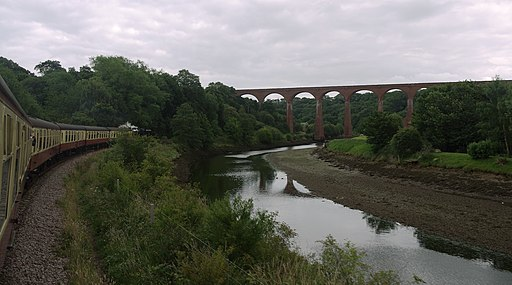 Whitby MMB 45 Larpool Viaduct