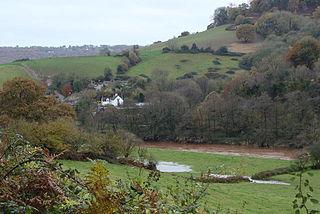 Whitebrook Human settlement in Wales