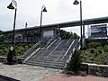 Wickford Junction steps.JPG