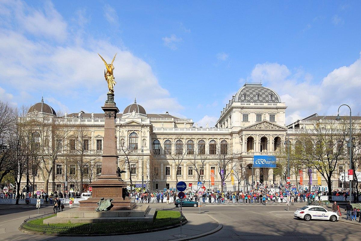 Imagini pentru Viena Universitatea