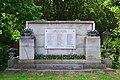 Wiener Zentralfriedhof - Gruppe 42 G - Denkmal für die Opfer des tschechischen Widerstandes 1945.jpg