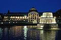 Wiesbaden Kurhaus mit Kaskadenbrunnen im Bowling Green.jpg