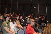 WikiLearningPresentation1Wikimania2015 07.JPG
