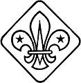 WikiProject Scouting fleur-de-lis outline.jpg