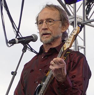 Peter Tork - Tork performing at Family Gras in Metairie, Louisiana in January 2016.