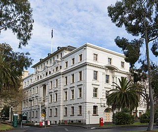 Commonwealth Offices Building, Melbourne