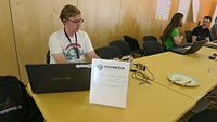 Wikimedia Hackathon 2017 IMG 4254 (34755866165).jpg