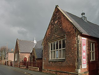 Wilderspin National School Social History Museum in Barton-upon-Humber, North Lincolnshire