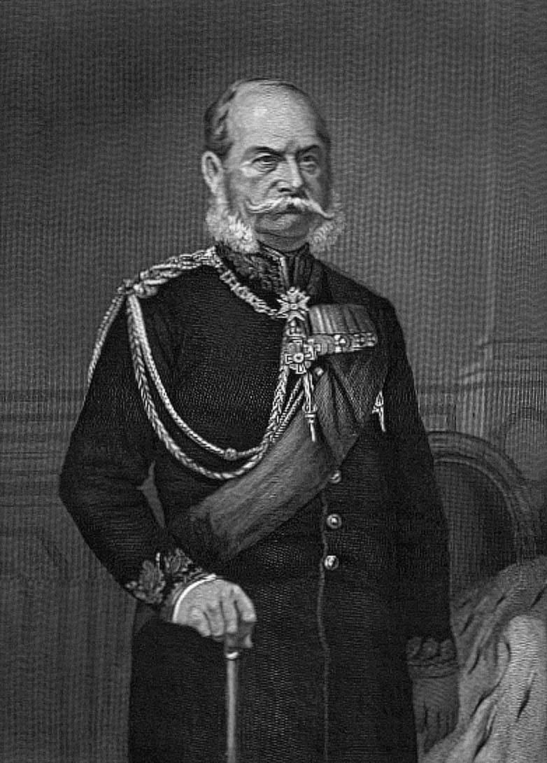 Wilhelm I Friedrich Ludwig