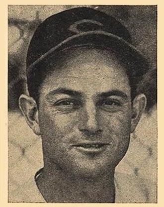 Willard Hershberger - Hershberger in 1940