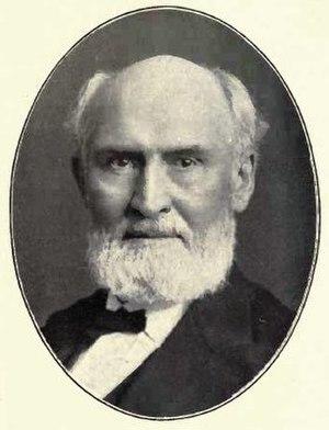 Macdonald Campus - Canadian education philanthropist William Macdonald.