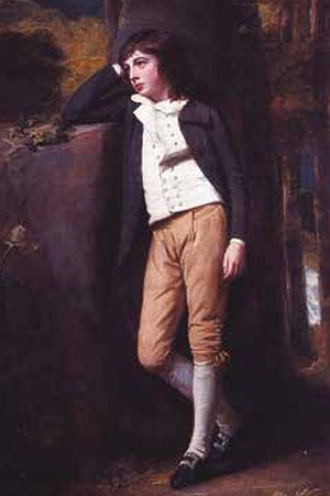"William Courtenay, 9th Earl of Devon - William ""Kitty"" Courtenay, 9th Earl of Devon, in boyhood."