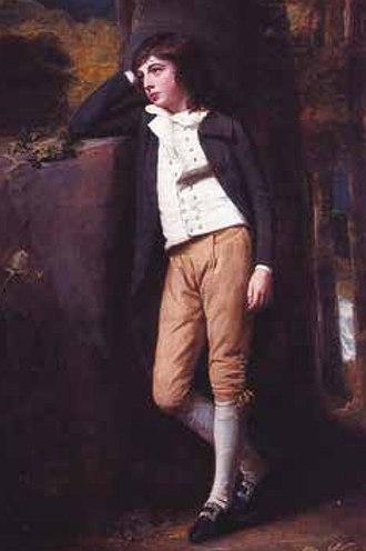 "William Courtenay, 9th Earl of Devon - William ""Kitty"" Courtenay, 9th Earl of Devon, in boyhood."