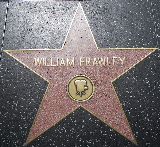 William Frawley Star HWF.JPG