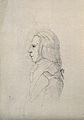 William George Maton. Pencil drawing by T. Rackett. Wellcome V0003903.jpg