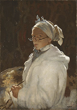 William Orpen Self-portrait with glasses.jpg