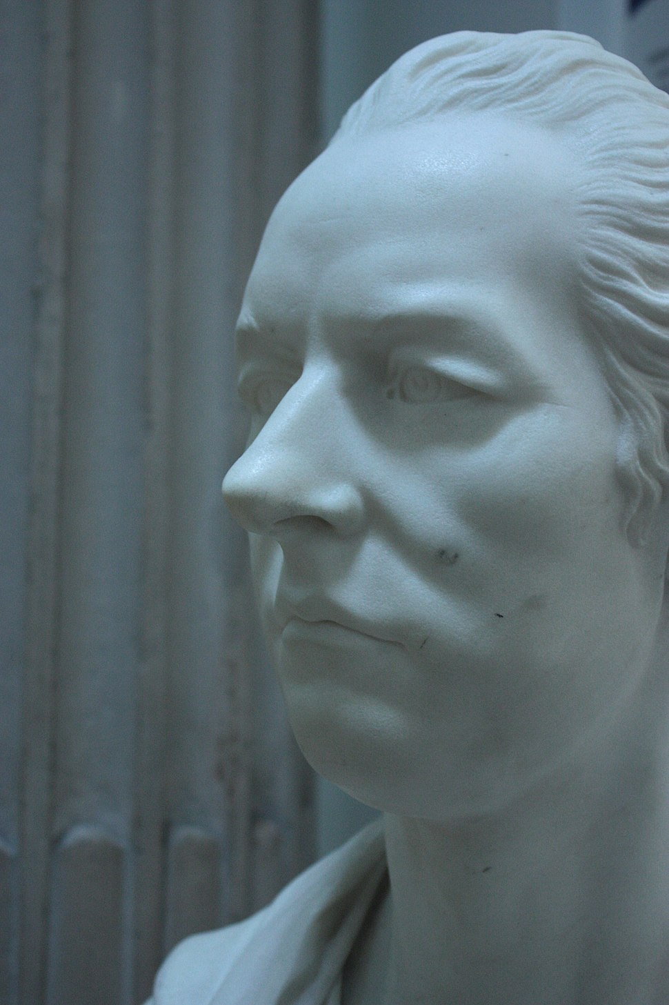 William Pitt by Joseph Nollekens, 1808