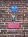William Whitla plaque on Whitla Hall.jpg