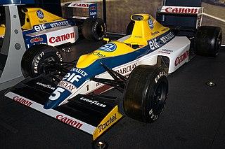 Williams FW13