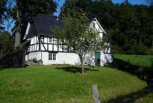 Wilnsdorf - Niederdielfen watermill