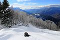Winter in the Mountains near Krasnaya Polyana.JPG