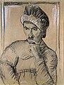Witkacy-Portret Jana Józefa Głogowskiego - Il pensieroso.jpg