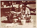 Woman bathing her child - a silver print by H. Ferger, 1929.jpg