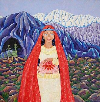 Ynglism - Woman from Belovodye, Lola Lonli.