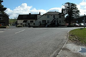 Wormelow Tump - The Tump Inn