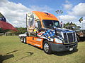 Wounded Warrior Project truck cab.JPG