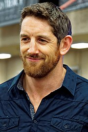 Wade Barrett British professional wrestler, actor, and bare-knuckle boxer