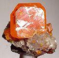 Wulfenite-Calcite-121772.jpg