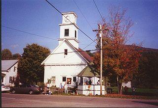 Waterville Village Historic District