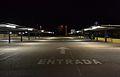 Xàbia, aparcament de nit.JPG