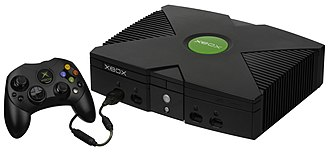 Microsoft - Microsoft released the first installment in the Xbox series of consoles in 2001. The Xbox, graphically powerful compared to its rivals, featured a standard PC's 733 MHz Intel Pentium III processor.