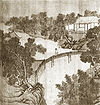 Xiao Feihong of Zhuozhengyuan Album by Wen Zhengming.jpg