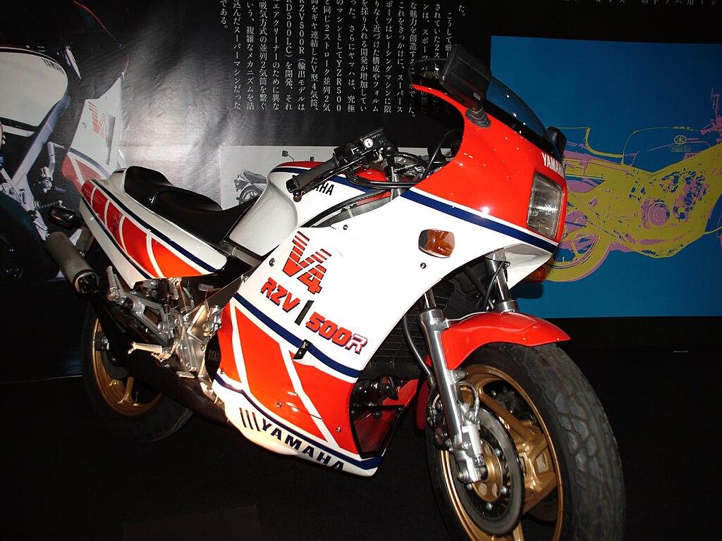 Yamaha Rzv R
