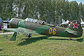 Yakolev Yak-11 06 yellow (10156519925).jpg