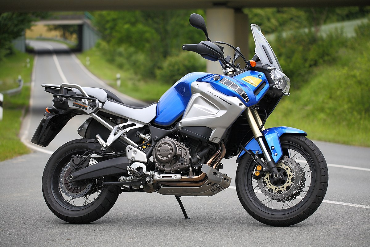 Yamaha xt1200z super t n r wikipedia for Yamaha tenere 700