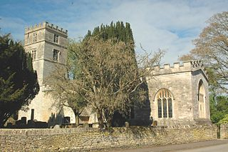 Yarnton Human settlement in England