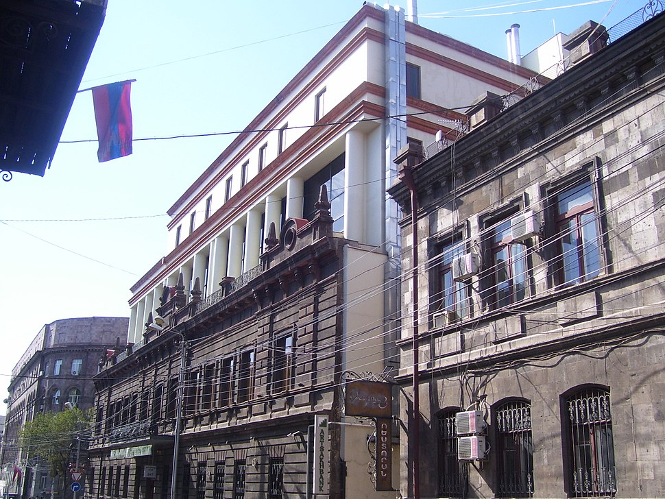 Yerevan Hanrapetutyan street 02