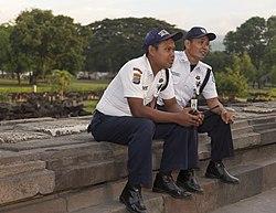 Satuan pengamanan - Wikipedia bahasa Indonesia